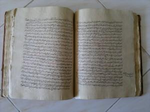 کتاب خطی